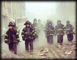 Study shows no recovery for 9/11 rescue workers who suffered acute lung damage.