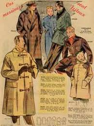 1950 mens fashion