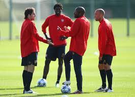 arsenal players 2008