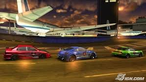 nfs carbon own the city psp