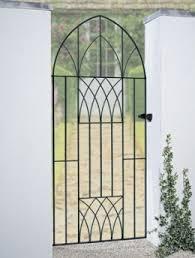 iron side gates