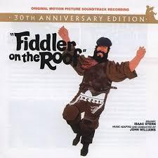 fiddler on the roof cd