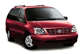 ford freestar minivan