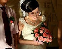 asian bridal hair style