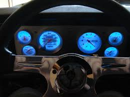 chevy truck gauges