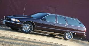 95 caprice wagon