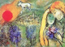 marc chagall artwork