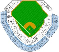 comerica park seating map