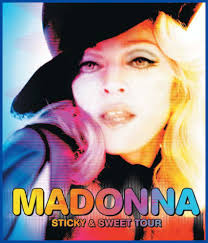 madonna sticky sweet dvd