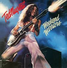 ted-nugent. I could just tell