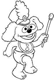 muppets coloring pages