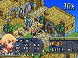 final fantasy advance