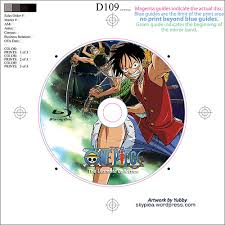 one piece dvd covers