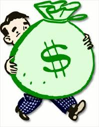 free clipart of money