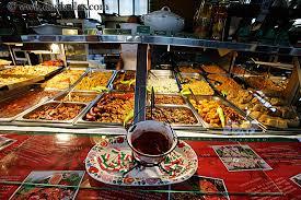 indian restaurant buffet