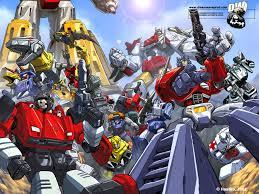 transformers anime