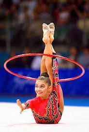 gymnastics russia