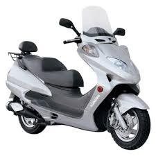 150cc motorscooter