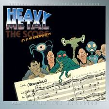 heavy metal score