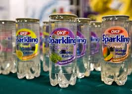 sparkling drinks