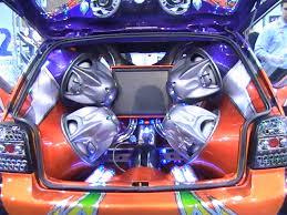 car bass system