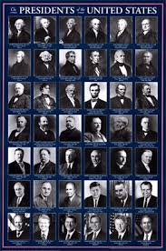 all the presidents of the us