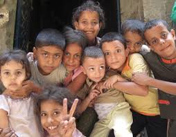 children egypt