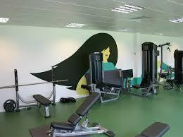 home gymnasiums