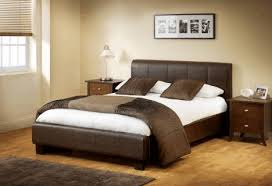 leather bedframes