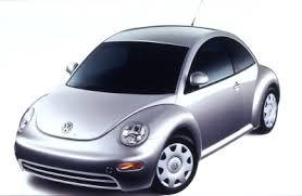 1999 vw new beetle