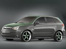 saturn vue body kit