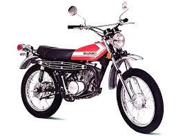 1972 suzuki ts185