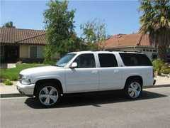 chevy suburban rims