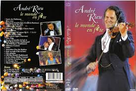 andre rieu dvd cover