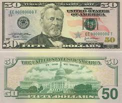 new 50 dollar bill