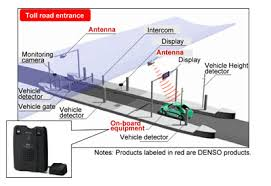 electronic toll