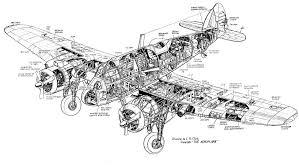 cutaway drawing