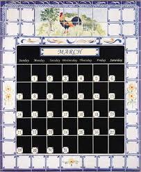 rooster calendar