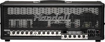 randall guitar