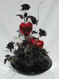 black rose plants