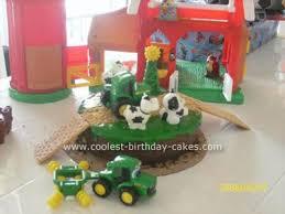 barnyard cakes