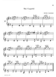 bass music sheets