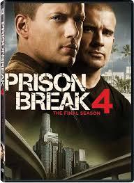 dvd prison break 4