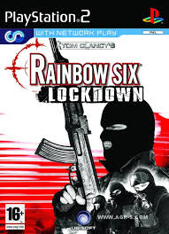rainbow six lockdown ps2