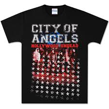 city of angels shirt