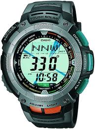 casio pro trek watches