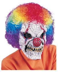 it the clown masks