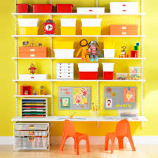 childrens room storage