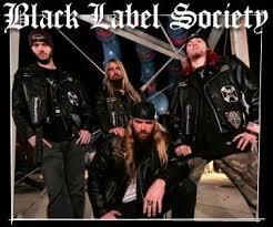 black label society photos