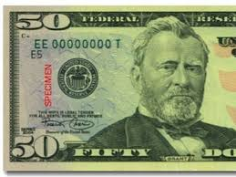 $50 bill